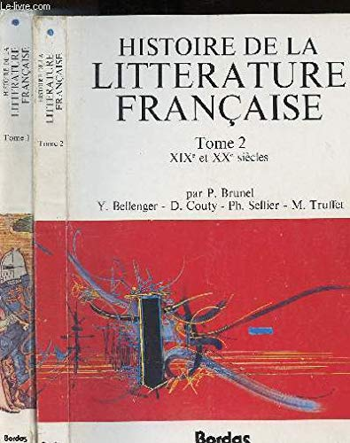 9782040101831: Histoire de la littérature française (French Edition)
