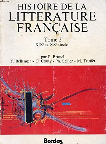 9782040102401: Histoire de la litt?rature fran?aise