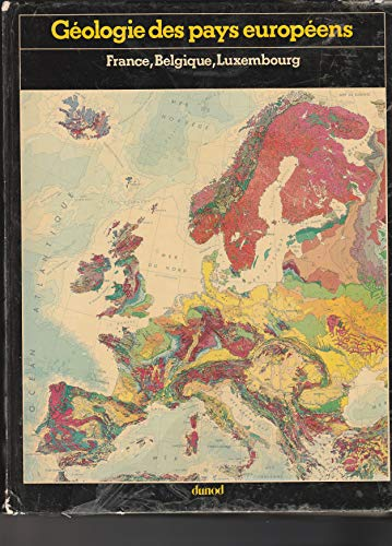 9782040111229: Geology of the European Countries