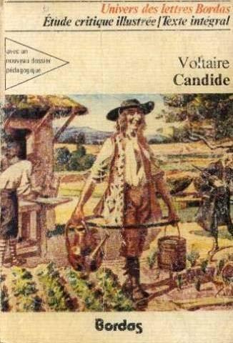 9782040112059: Voltaire. Candide ou l'optimisme