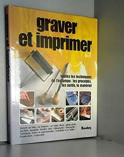 9782040128630: GRAVER ET IMPRIMER