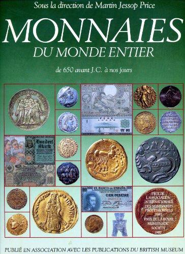 Monnaies du monde entier: Jessop Price, Martin ( collaborateur )