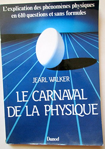 9782040156831: Le carnaval de la physique
