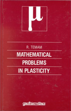 9782040157470: Mathematical problems in plasticity