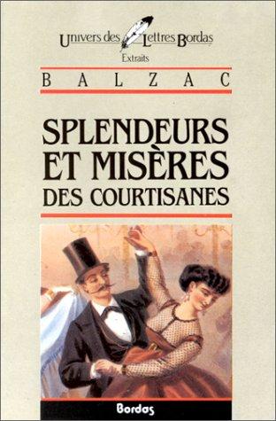 9782040160012: BALZAC/ULB SPLEND.MISERE (Ancienne Edition)