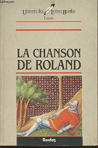 9782040160111: La Chanson De Roland (French Edition)