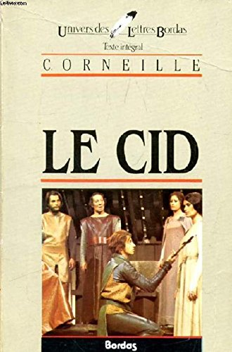 9782040160166: Le CID (French Edition)