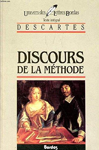 Discours De La Methode* (French Edition): Descartes