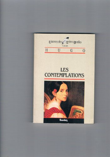 9782040160333: Les Contemplations* (French Edition)