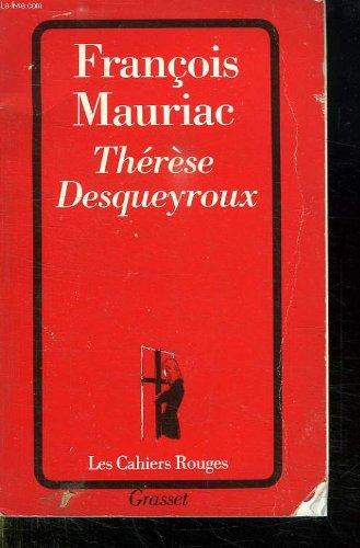 9782040160449: THERESE DESQUEYROUX (Univers des lettres)