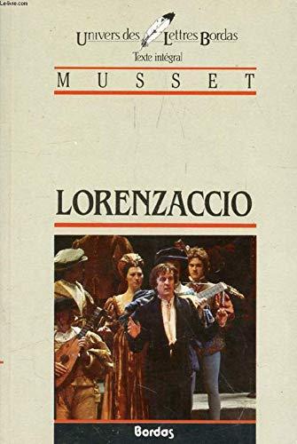 Lorenzaccio (French Edition): Musset