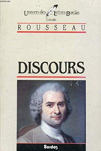 9782040161026: Discours sur l'origine de l'inégalité (French Edition)