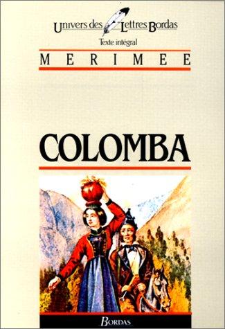 COLOMBA: MERIMEE P.