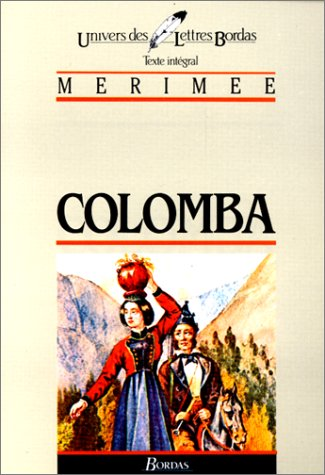 9782040161101: Colomba (French Edition)