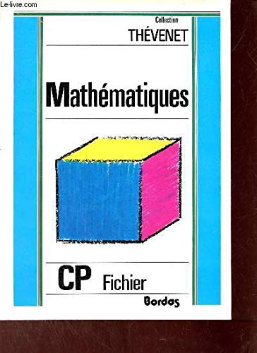 9782040162733: Math�matiques, fichier CP