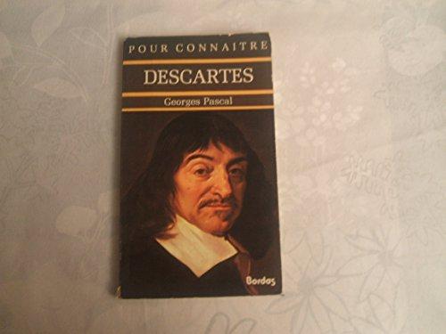 9782040162948: Pour connaître Descartes