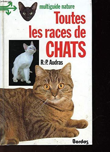9782040163631: Toutes les races de chats