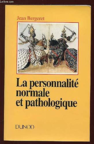 9782040164362: La personnalité normale et pathologique