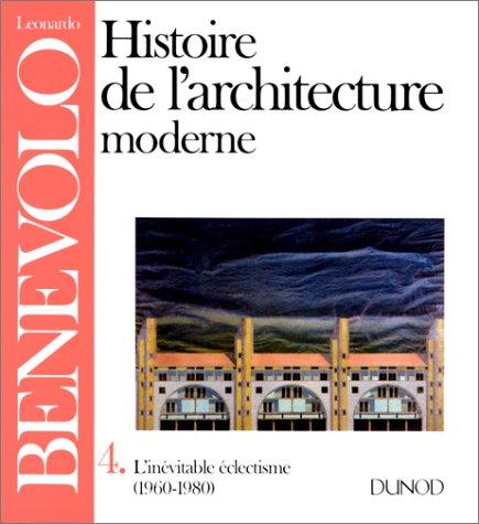 9782040165451: histoire de l'architecture moderne t.4