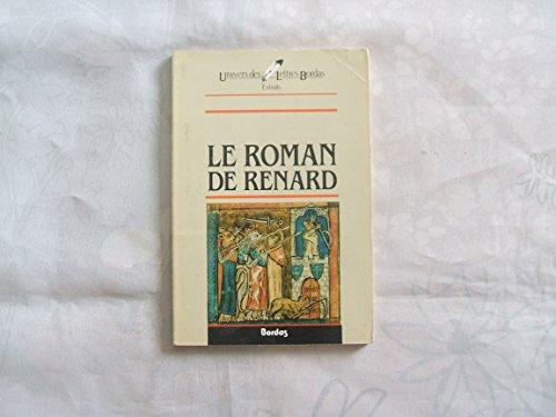 9782040166106: Le Roman De Renard* (French Edition)