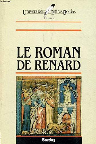 ROMAN DE RENARD: Anonyme,
