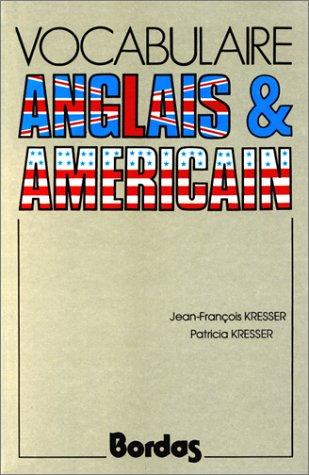 9782040166977: KRESSER/VOCAB.ANGLAIS (Ancienne Edition)