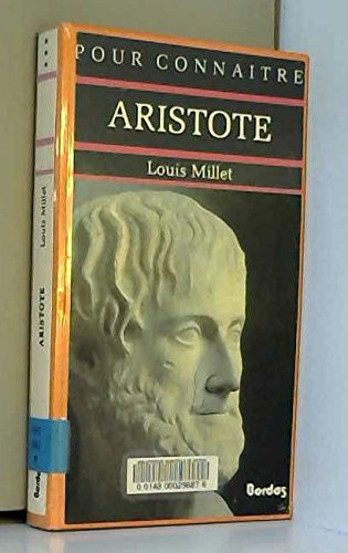 Aristote: MILLET Louis