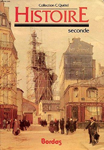 9782040167745: Histoire deuxième (1987)
