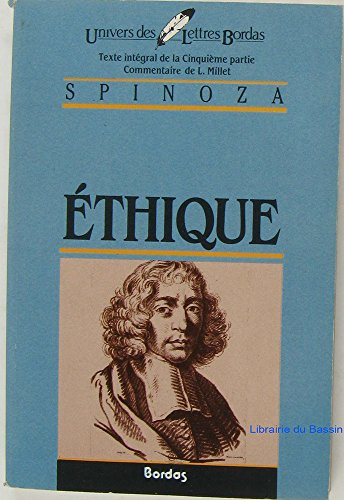 9782040168094: SPINOZA/ULB ETHIQUE (Ancienne Edition)