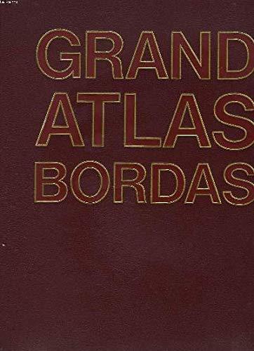 9782040168247: Grand atlas Bordas