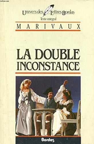 La Double Inconstance: Marivaux