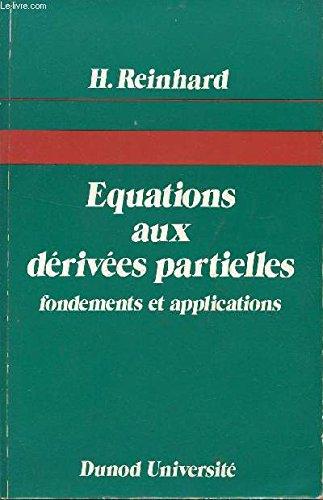 9782040169251: Equations aux dérivées partielles