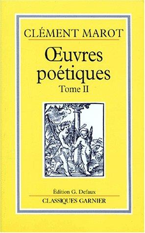 9782040173241: Oeuvres poétiques complètes