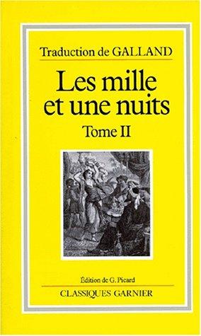 Les mille et une nuits : contes: Anonyme [traduit par