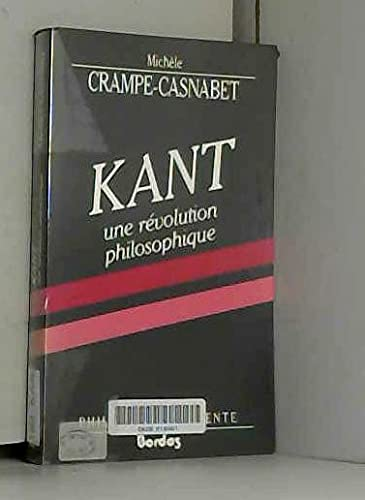 9782040181017: CRAMPE/KANT (Ancienne Edition)