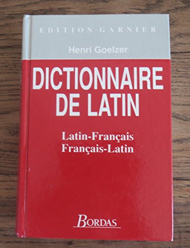 9782040182250: Dictionnaire français/latin - latin/français