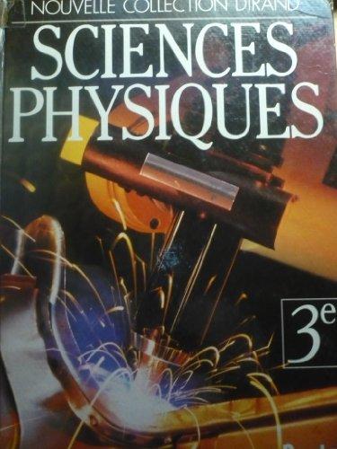 SCIENCES PHYSIQUES 3e: DEQUIN, JACQUES ; JOURDIN J. ; PONCELET M.