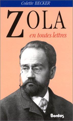 9782040183578: Zola