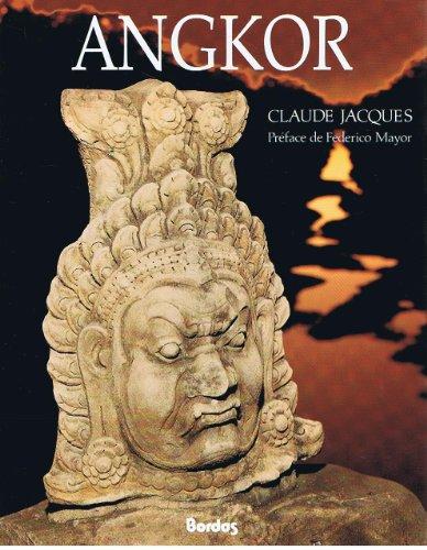 Angkor. Photographies de L. Ionesco, J. & G. Nafilyan. Préf. de F. Mayor.: JACQUES (...