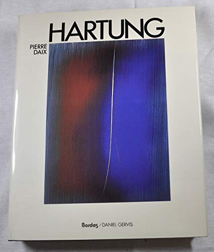 9782040185220: Hans Hartung (French Edition)