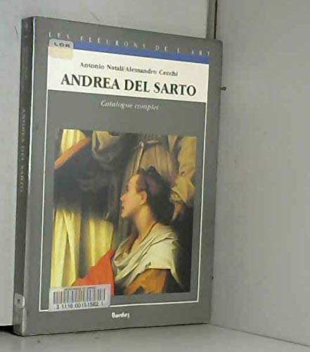 9782040185893: ANDREA DEL SARTO (Ancienne Edition)