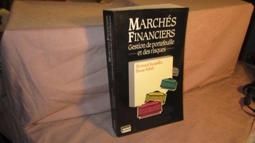 9782040187231: March�s financiers : gestion de portefeuilles