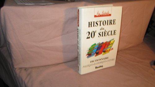 Histoire du 20e siècle