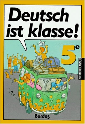9782040192921: Deutsch ist klasse : 5e. Manuel