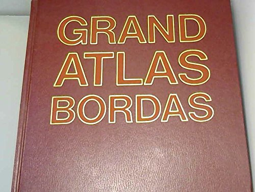 Grand Atlas Bordas: Collectif
