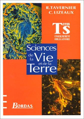 9782040209742: Sciences de la vie et de la terre, term. S -Enseignement obligatoire.