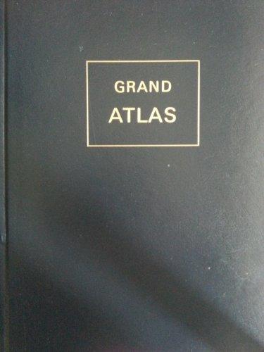 9782040209797: GRAND ATLAS BORDAS - edition 94 (Ancienne Edition)
