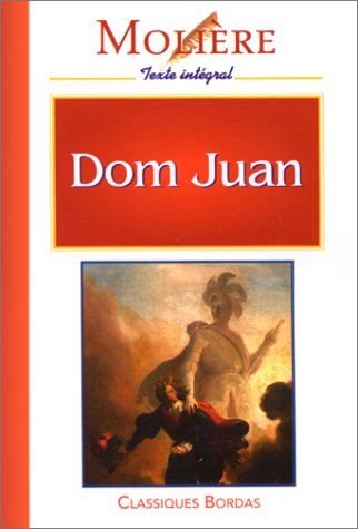 Dom Juan (Fiction, Poetry & Drama) (French: Moliere