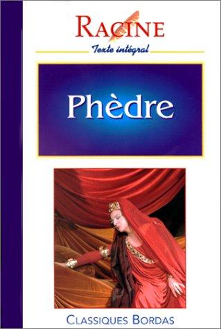 9782040281670: RACINE/CB PHEDRE (Ancienne Edition)