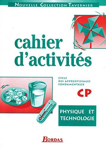 9782040281755: Physique technologie, cahier d'activités, CP